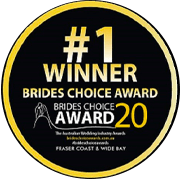 #1 Winner Brides Choice Award 2020
